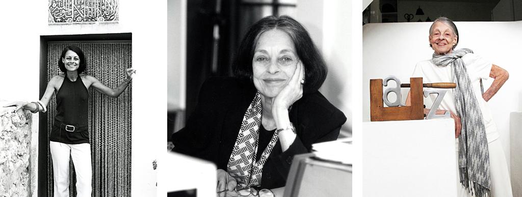 Elaine Lustig Cohen, 1973, 1997 and 2013.
